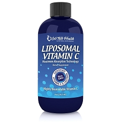 Liposomal Vitamin C 8oz (New Size!)