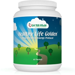 Healthy Life Golden