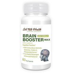 Brain Booster Max - New Formula