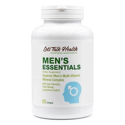 Men's Essentials - New Formula! <span hidden>Agua Vitae</span>