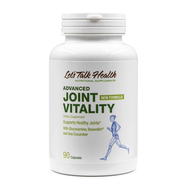Advanced Joint Vitality - New Formula!