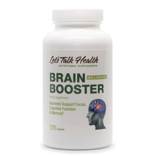 Brain Booster - New & Improved