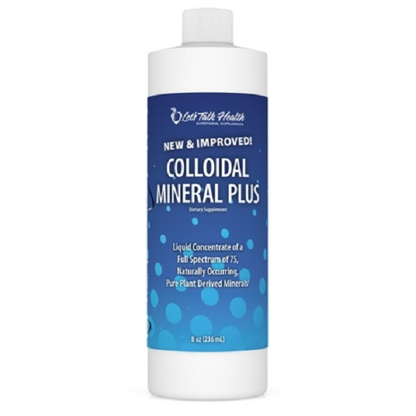 Colloidal Mineral Plus