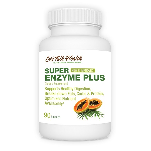 Super Enzyme Plus