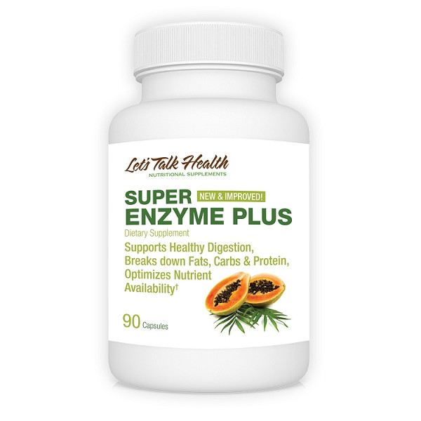 Super Enzyme Plus - New & Improved